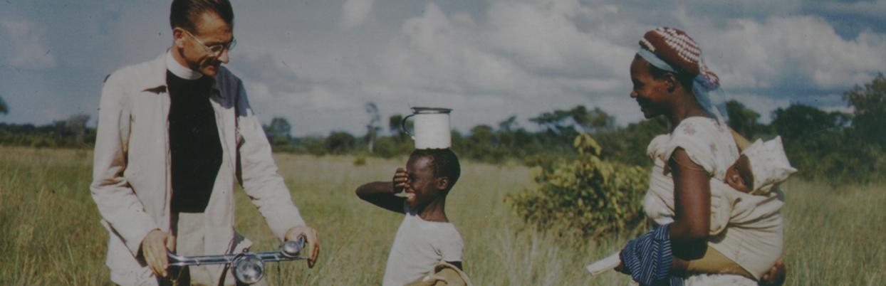 Proyecto Memoria. Un homenaje a todos los que convirtieron África en el centro de sus vidas