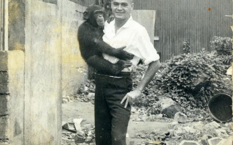 Antonio Medina en Monvoria (1962)