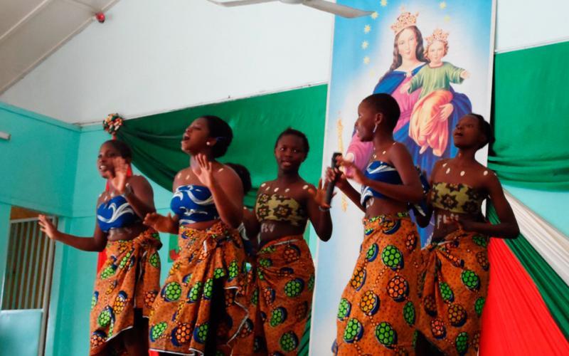 Centro de estudios y casa de acogida en Cotonou (Benín)