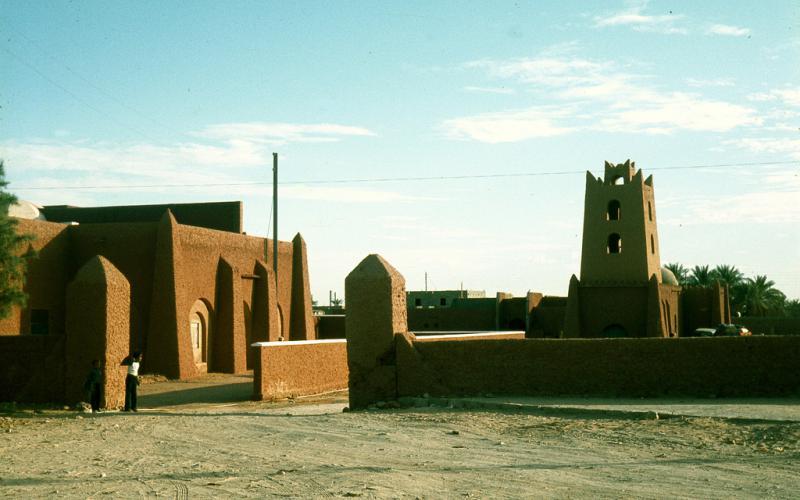 Construcciones de Adrar (Imagen: filtran/Flickr)