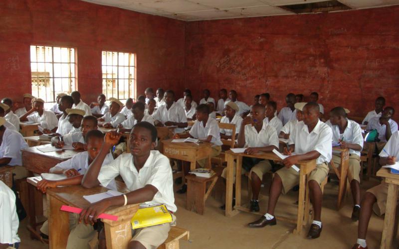 Escuela Secundaria de Kukuna