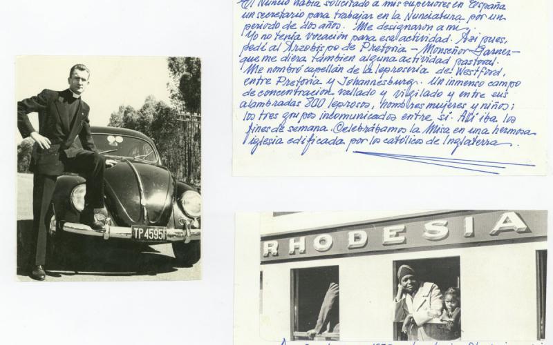 Álbum de fotos personal de José García