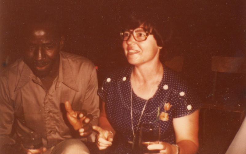 Años 70 en Burkina Faso