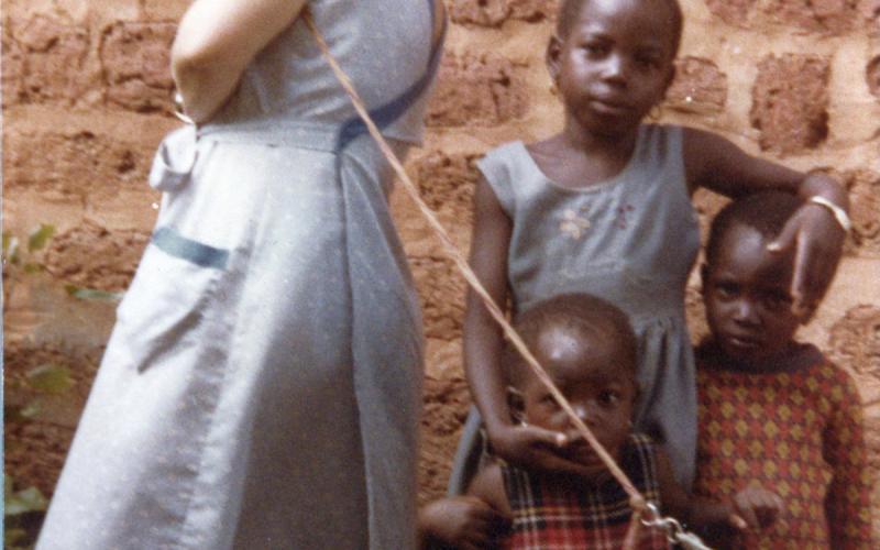 Años 80 en Burkina Faso
