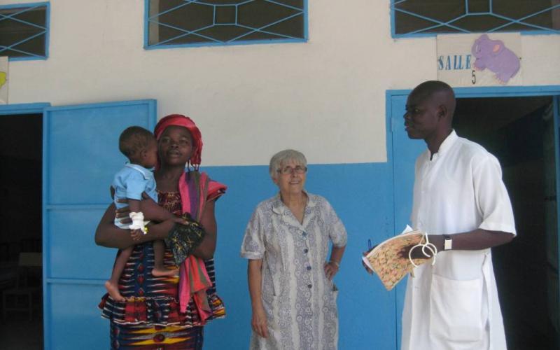Pediatría del Hospital Saint Joseph de Bebedjia