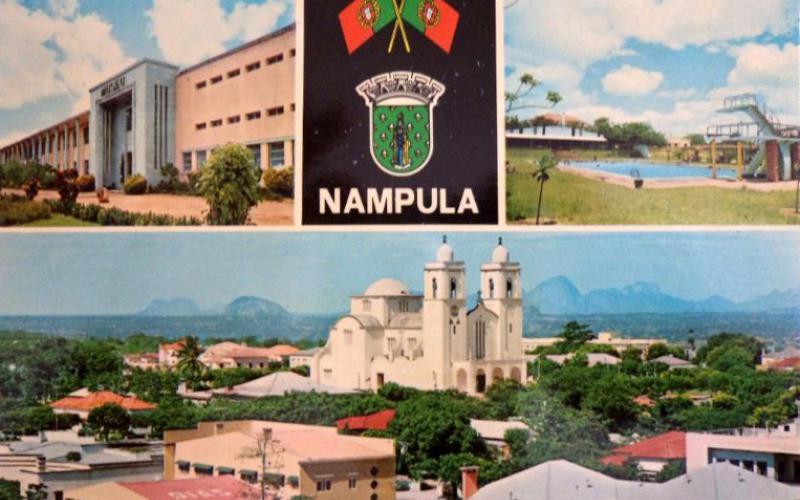 Postal de Nampula (años 60 y 70)